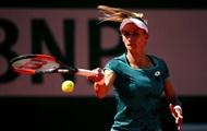 Цуренко выиграла стартовый матч на турнире WTA в Вашингтоне