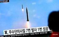 Разведка США узнала о новом пуске ракет КНДР