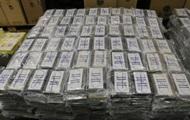 В Германии изъяли рекордную партию кокаина