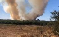 Во Франции разбился пожарный самолет