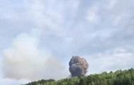 В РФ горят и взрываются военные склады