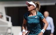Цуренко из-за травмы снялась с турнира в Торонто