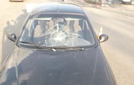 Пьяный полицейский сбил пешехода в Запорожской области