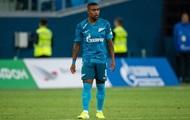 Фанаты Зенита из-за расистских взглядов могут заставить Малкома покинуть клуб