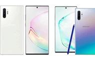 Samsung представила свой флагман Galaxy Note 10