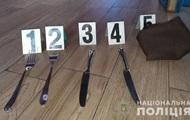 В элитном ресторане Киеве посетители устроили драку с ножами и вилками