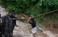 Жертвами наводнений в Индии стали более 100 человек