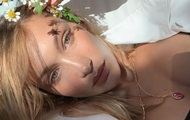 Белла Хадид снялась в игривой рекламе Calvin Klein