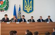 Зеленский представил нового главу Житомирской ОГА