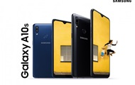 Samsung представила смартфон Galaxy A10s