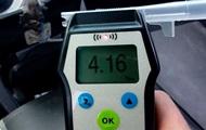 Патрульные показали статистику по пьяным водителям photo