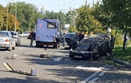 В Донецке четыре человека погибли в тройном ДТП