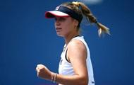 Определилась следующая соперница Свитолиной на турнире в Цинциннати