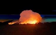 Під Полтавою загорілися торфовища