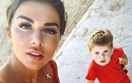 Откровенное фото Седоковой с сыном взбудоражило Сеть