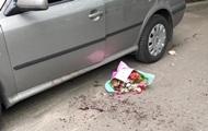 В Киеве мужчина пытался зарезать бывшую жену