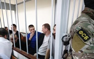 Украинским морякам отказали в апелляции на арест