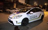 В Киеве пьяная компания устроила стрельбу в пабе