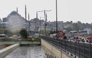 Стамбул затопил ливень, есть жертвы