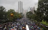 В Гонконге протестовали 1,7 млн человек – организаторы акции