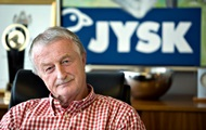 Умер основатель ритейлера Jysk миллиардер Ларсен