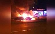 В Виннице сгорели два авто, подозревают поджог