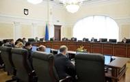 Высший совет правосудия отказался отстранить судью Вовка