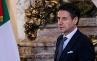 Президент Италии принял отставку премьера
