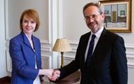 В Україну прибув новий посол Австрії