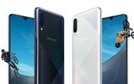 Samsung представила доступный смартфон Galaxy A30s