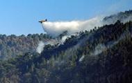 На Канарах объявлен наивысший уровень угрозы пожаров