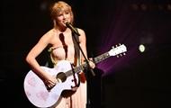 Тейлор Свифт представила свой новый альбом Lover
