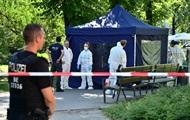 В центре Берлина велосипедист застрелил чеченца