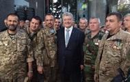 Порошенко не пришел на церемонию празднования Дня независимости Украины