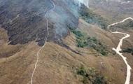 В Бразилии увеличилось число пожаров