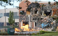 В США частично обрушился торговый центр