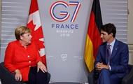 Трюдо и Меркель ждут от Украины реформ