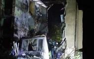 В Дрогобыче обрушился четырехэтажный дом
