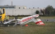 В Бельгии разбился спортивный самолет