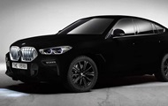 BMW показала авто з найчорнішим у світі покриттям