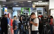 В киевском аэропорту ждут освобожденных Россией украинцев