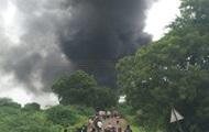 В Индии прогремел взрыв на химзаводе, есть жертвы