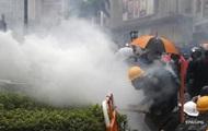 Протестующие в Гонконге требуют расследования жестокости полиции