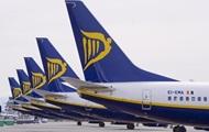 Билеты Ryanair в Киев летом стали популярнее на 1500%