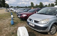 В Україні вп'ятеро зросли продажі старих авто