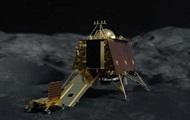 Индия не смогла посадить свой аппарат на Луну