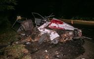 Смертельное ДТП под Киевом: авто разорвало на две части, погибли супруги