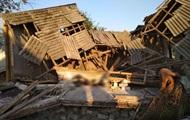 На Полтавщине мужчина погиб при обрушении дома