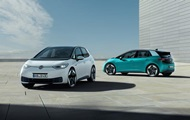 Volkswagen представила перший серійний електрокар