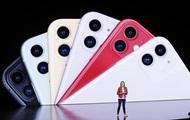 Apple презентовала линейку IPhone 11